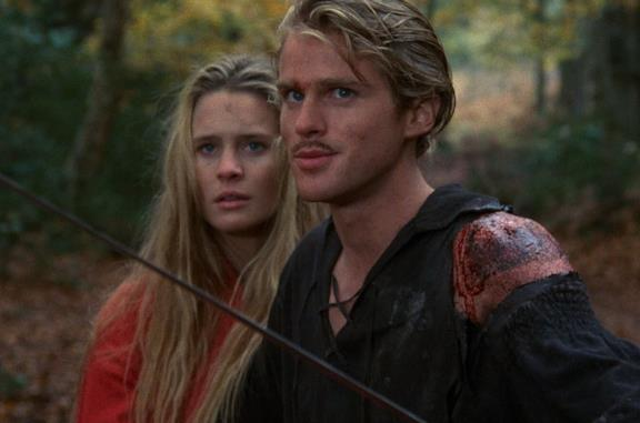 La Principessa e il cavaliere de La storia fantastica