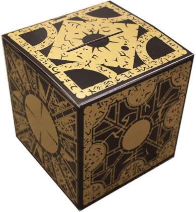 HellRaiser Gift Mystery Box Flat