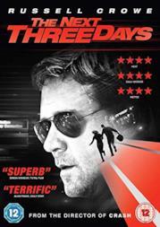 Next Three Days. The [Edizione: Regno Unito] [Edizione: Regno Unito]