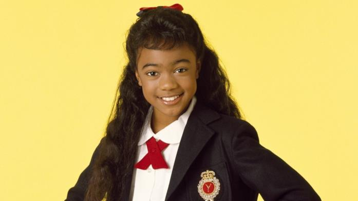 Ashley Banks, interpretata da Tatyana Ali