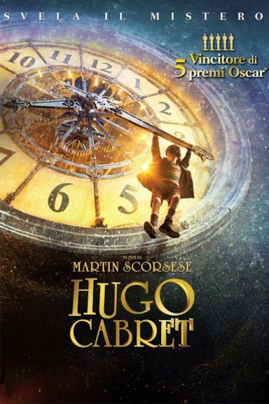 Poster Hugo Cabret