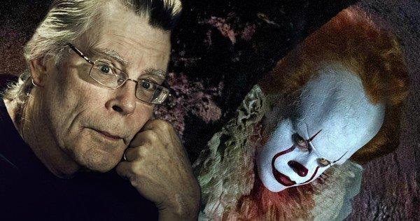 Stephen King e Pennywise