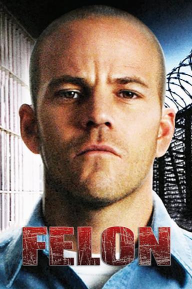 Poster Felon - Il colpevole