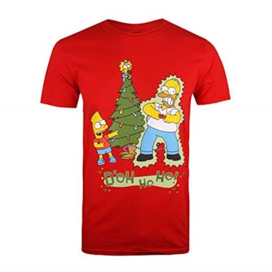 Simpsons Homer Shock T-Shirt