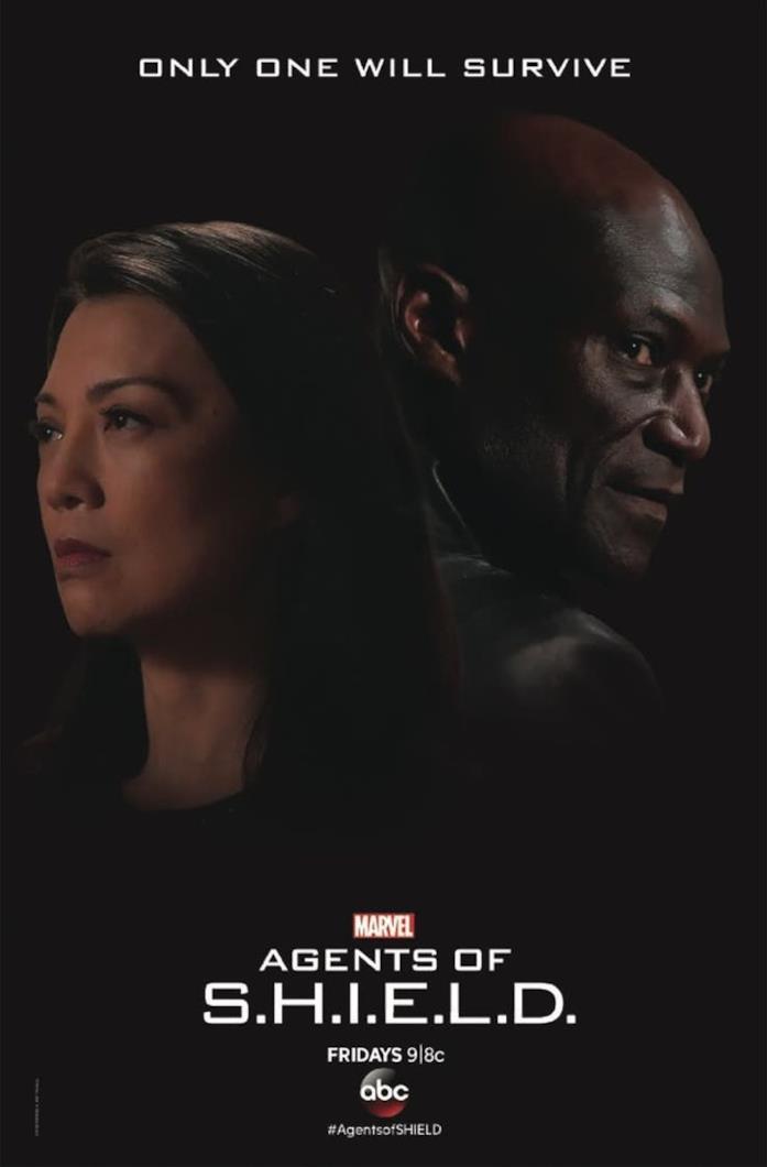 Poster episodio 21 Agents of S.H.I.E.L.D.