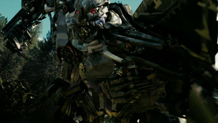 Starscream in Transformers 3