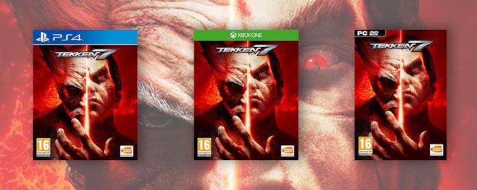 Le edizioni di Tekken 7 per PS4, Xbox One e PC