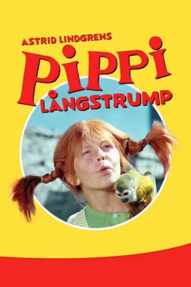Poster Pippi Calzelunghe