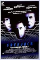 Poster Freejack - In fuga nel futuro