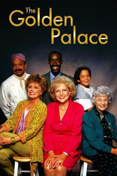 Poster Cuori al Golden Palace