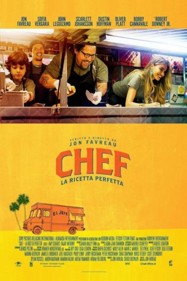 Poster Chef - La ricetta perfetta