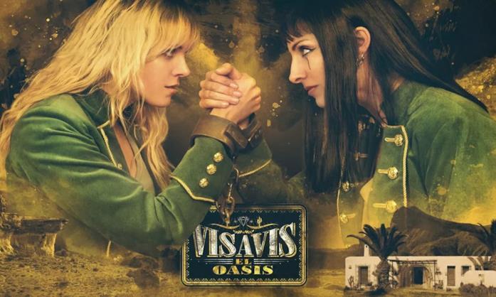 La copertina della serie TV Vis a Vis – El Oasis