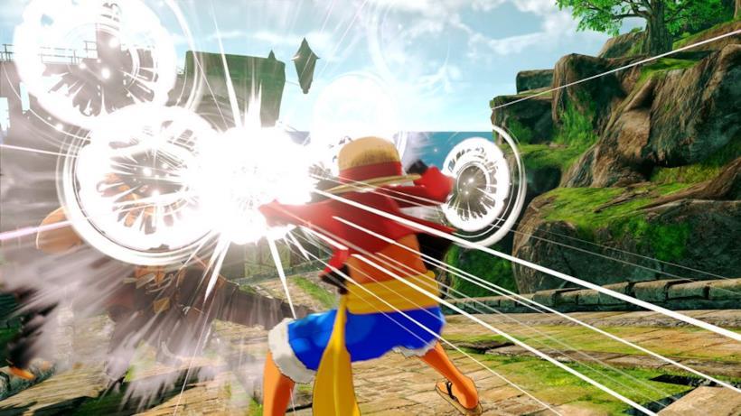One Piece: World Seeker annunciato su PS4