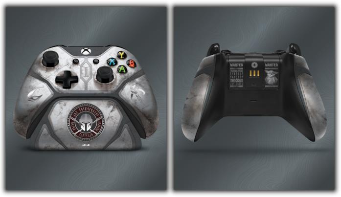 Xbox Wireless Controller - The Mandalorian