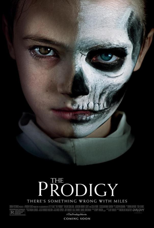 The Prodigy, poster ufficiale
