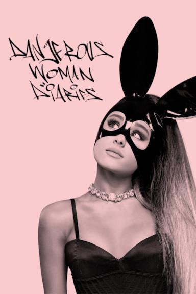 Poster Ariana Grande: Dangerous Woman Diaries