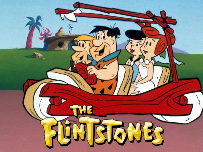 Un'immagine da The Flintstones