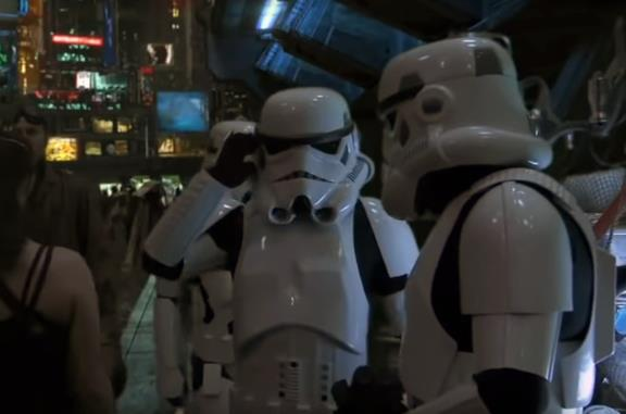 Assaltatori Imperiali nel footage di prova di Star Wars: Underworld