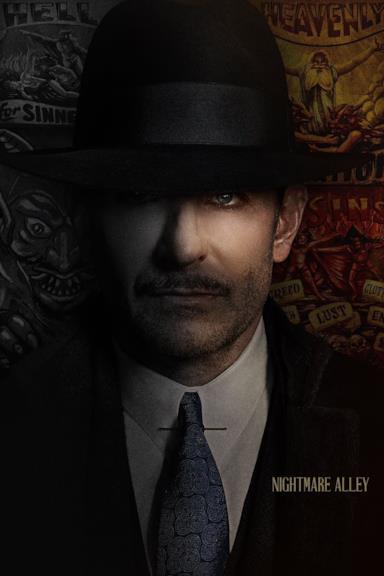 Poster La fiera delle illusioni - Nightmare Alley