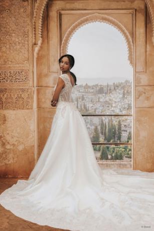 L'abito da sposa ispirato a Jasmine