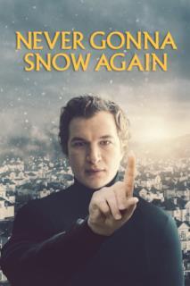 Poster Non cadrà più la neve