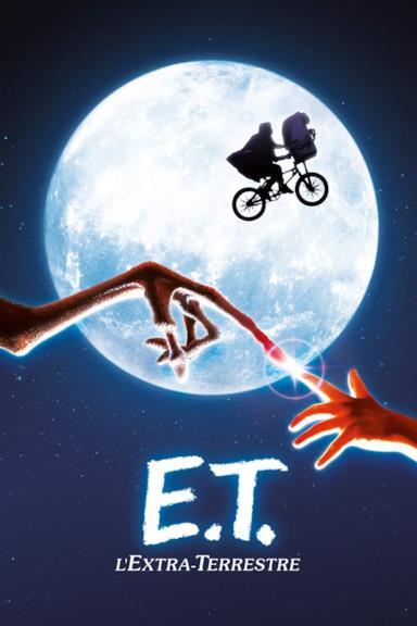 Poster E.T. l'extra-terrestre