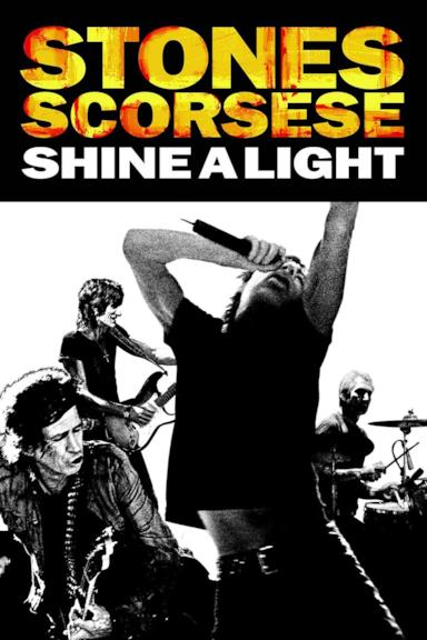 Poster Shine a Light