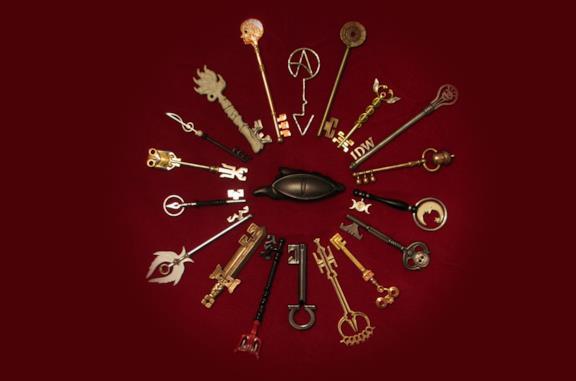 Locke & Key la guida completa alle chiavi della serie TV e dei fumetti
