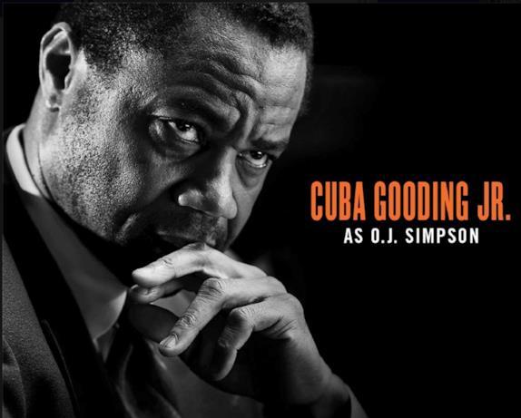Cuba Gooding JR sarà O.J. Simpson in American Crime Story