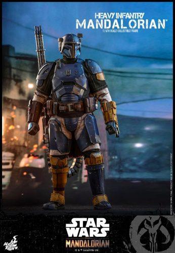 Heavy Infantry Mandalorian, la nuova action figure