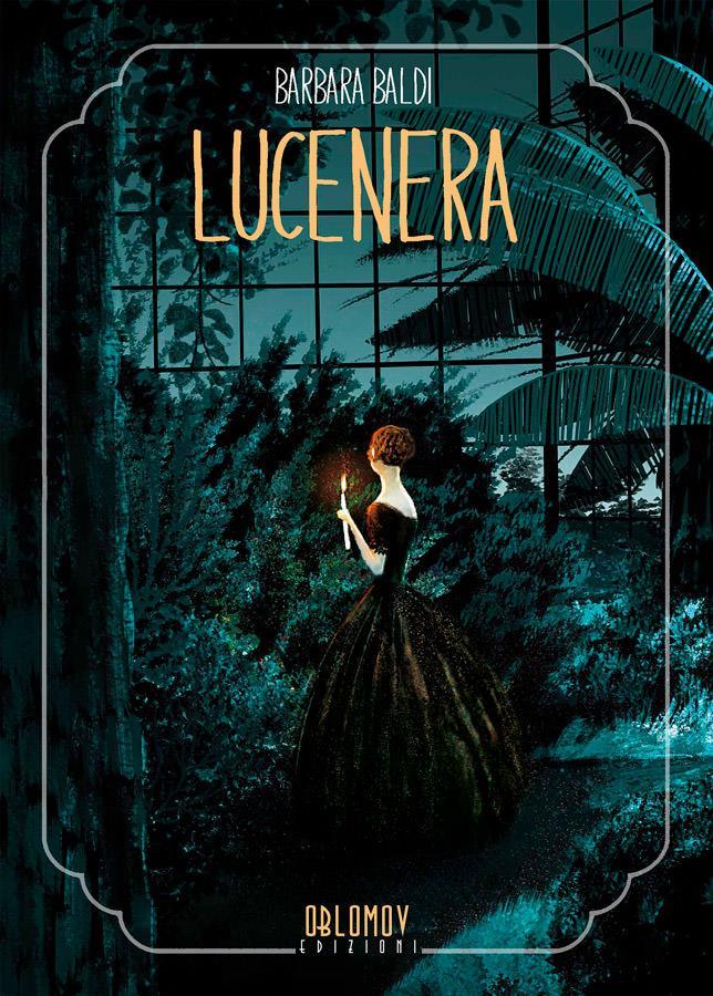 La cover della prima graphic novel di Barbara Baldi
