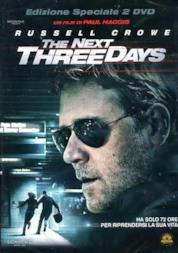 The Next Three Days (Special Edition) (2 Dvd)