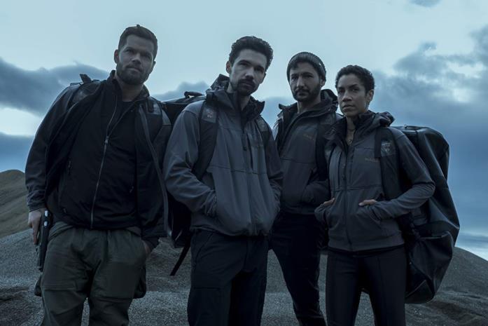 The Expanse 4: l'equipaggio della Roci