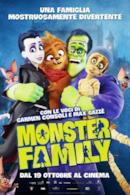 Poster Monster family