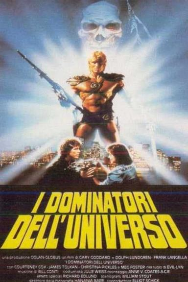 Poster I dominatori dell'universo