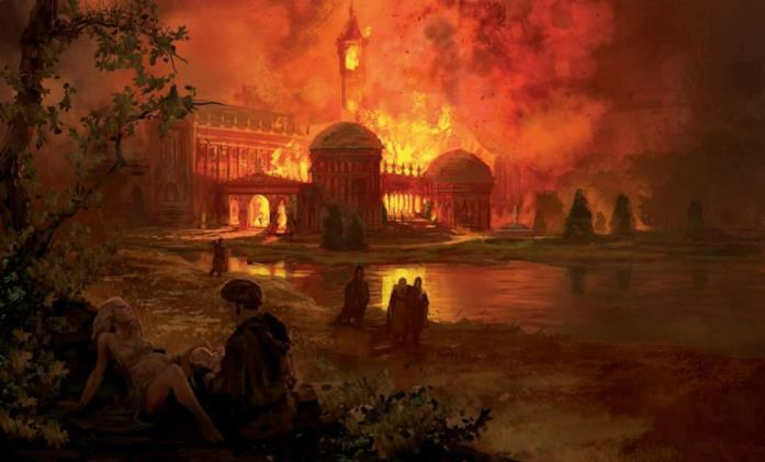 La Tragedia di Sala dell'Estate: la nascita di Rhaegar Targaryen