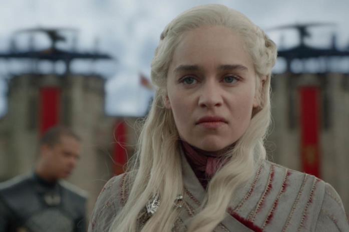 GoT 8x04: Daenerys Targaryen furiosa
