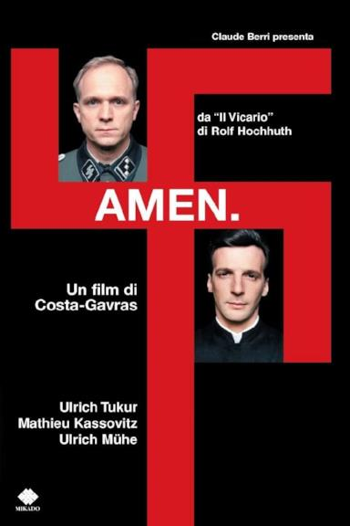 Poster Amen.