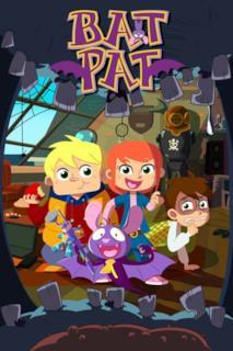 Poster Bat Pat