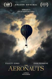Poster The Aeronauts