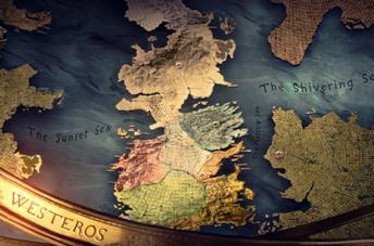 Game of Thrones, questa eccezionale mappa interattiva soddisferà la tua voglia di Westeros