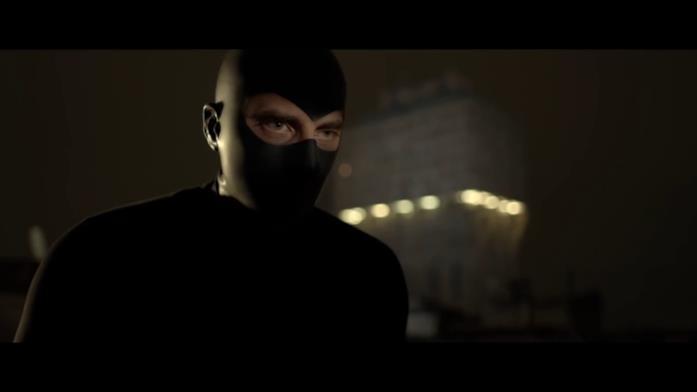 Luca Marinelli è il ladro Diabolik nel film dei Marinetti Bros.