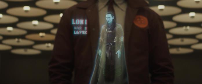 La variante Gigante di Ghiaccio di Loki