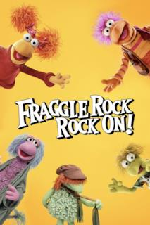 Poster Fraggle Rock: Rock On!