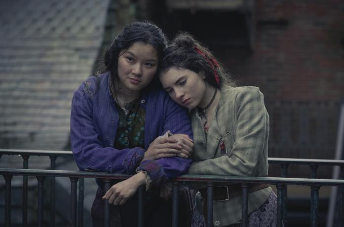 Gli irregolari di Baker Street: Bea e Jessie