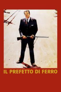 Poster Il prefetto di ferro