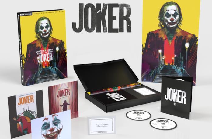 Il cofanetto in edizione limitata di Joker