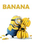 Poster Cattivissimo me: Banana