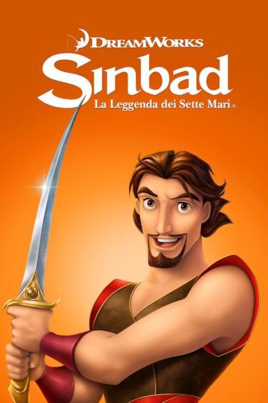 Poster Sinbad - La leggenda dei sette mari