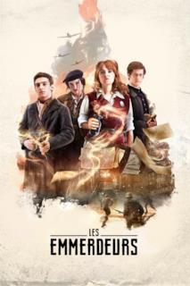 Poster Les Emmerdeurs